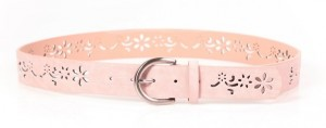 Cinturón en color rosa