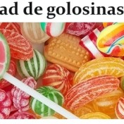 Dulces, chocolatas y chicles Amazon