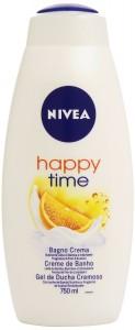 Gel de ducha Nivea Happy Time