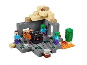 La Mazmorra LEGO Minecraft 21119