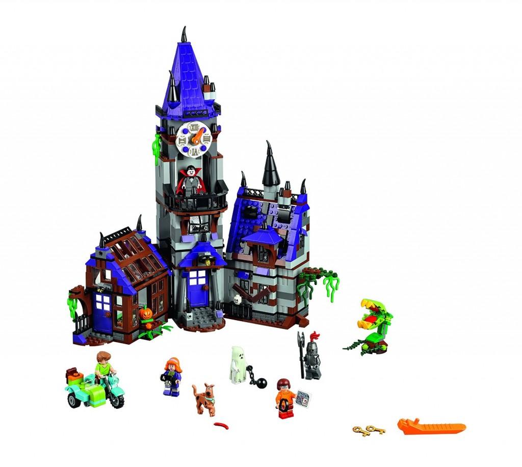 Mansión misteriosa LEGO Scooby-Doo 75904