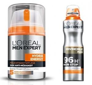 Pack L'Oréal Men Expert