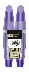 Pack máscara de pestaña negra False Lash Effect Fussion Max Factor