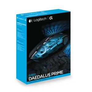 Ratón gaming Logitech G302