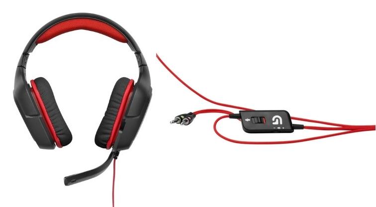 Auriculares Logitech G230