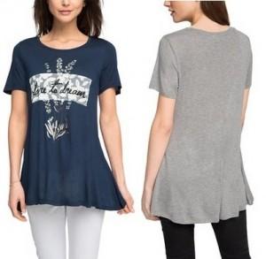 Camiseta para mujer edc by Esprit