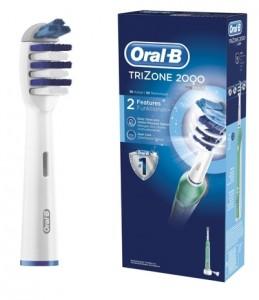 Cepillo Oral-B TriZone 2000