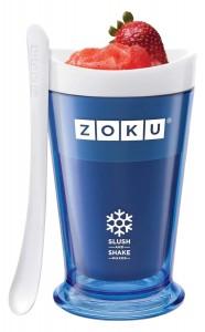 Heladera manual Zoku ZK113 azul