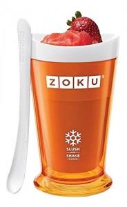 Heladera manual Zoku ZK113 naranja