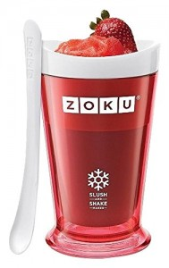 Heladera manual Zoku ZK113 rojo