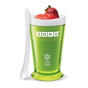 Heladera manual Zoku ZK113 verde