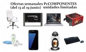 Ofertas semanales PcComponentes (del 13 al 19 junio)