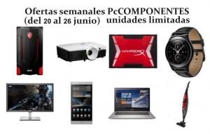 Ofertas semanales PcComponentes (del 20 al 26 junio)