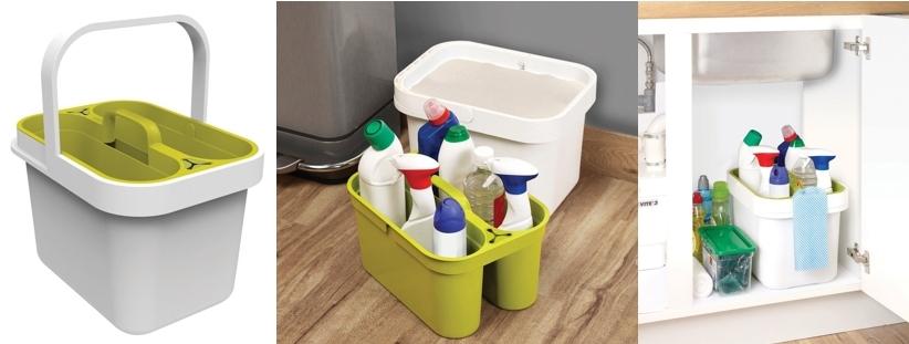 Organizador productos limpieza Joseph Joseph