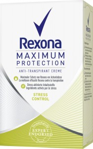 Pack de 3 desodorantes Rexona Maximum Protection Stress Control