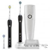 Pack de dos cepillo de dientes Oral-B Pro 4900
