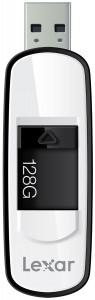 Pendrive(memoria USB 3.0) Lexar JumpDrive S75 de 128GB