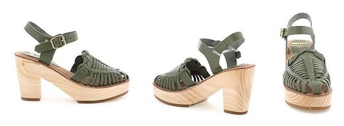 Sandalias para mujer Dafne Mustang