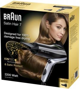 Secador de pelo Braun Satin Hair 7 IONTEC HD710