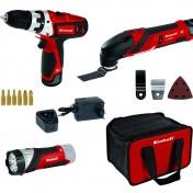 Set de herramientas sin cable Einhell