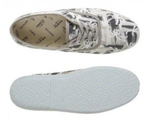 Zapatillas Victoria Ingles Palmeras
