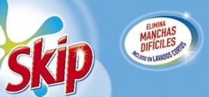 detergente líquido Skip Active Clean