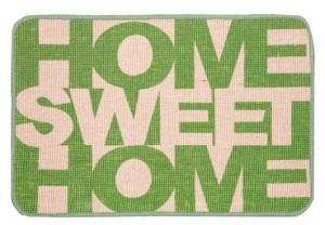 Alfombra de bienvenida Home Sweet Home