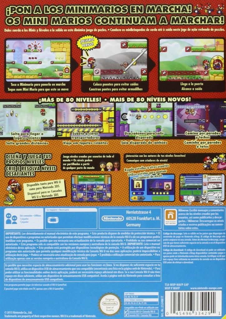 Juego Mario vs Donkey Kong Tipping Stars
