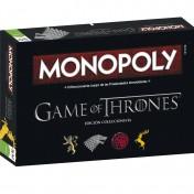 Monopoly edición coleccionista Juego de Tronos