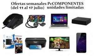 Ofertas semanales PcComponentes (del 11 al 17 de julio)