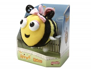 Peluche La Colmena Feliz abeja Rubee (Mielita)