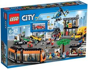 Plaza de la ciudad Lego City 60097