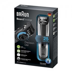 Recortadora barbero Braun BT5090