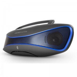 Altavoz portátil con radio FM Energy Music Box BZ6 Bluetooth