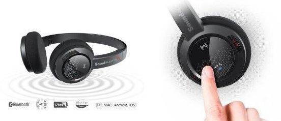 Auriculares Creative Sound Blaster Jam GH0300