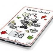 Báscula cocina Sheepworld Kitchen Caos Leifheit