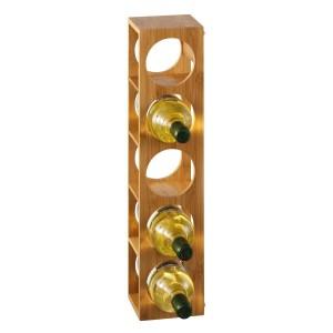 Botellero de bambú Zeller 13565