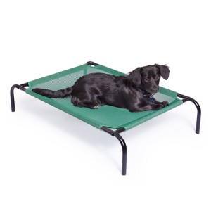 Cama elevada para mascotas AmazonBasics