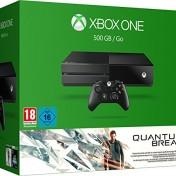 Consola Xbox One 500 GB + Quantum Break
