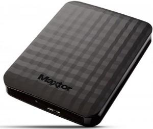Disco duro externo Seagate Maxtor M3 de 4TB