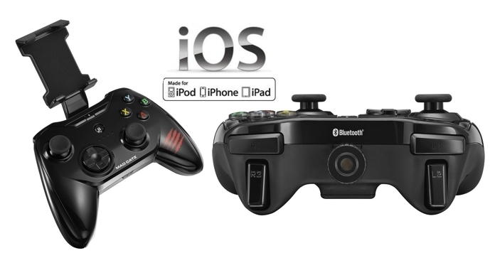 Gamepad Mobile C.T.R.L.i Mad Catz para iOS