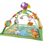 Gimnasio deluxe animalitos de la selva Fisher Price