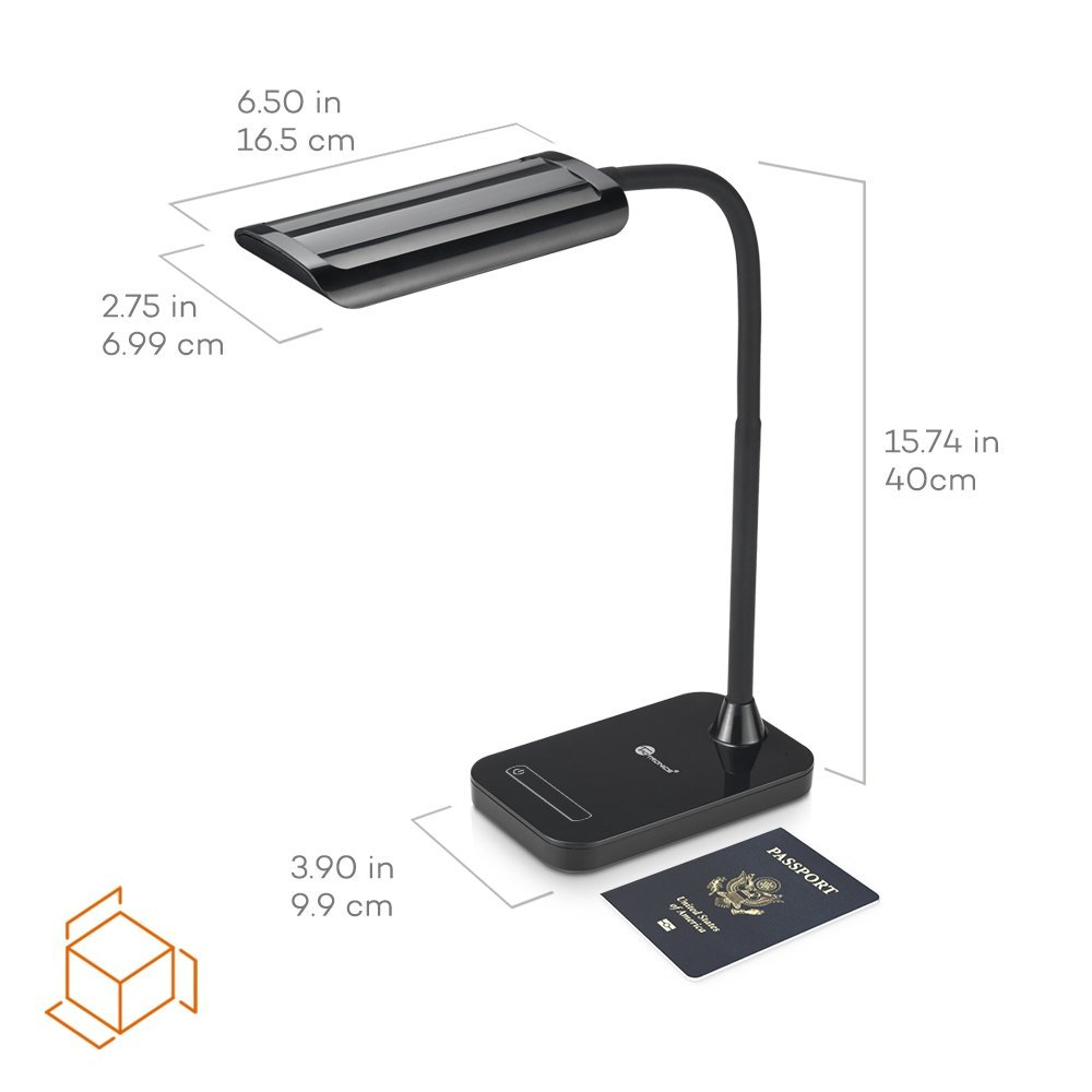 Lámpara  TaoTronics TT-DL11 medidas