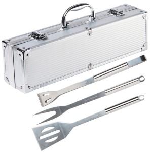 Maletín con utensilios para barbacoa Ultranatura
