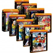 Pack las películas de Dragon Ball Z en Blu-ray