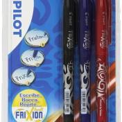 Set 3 bolígrafos Pilot Frixion