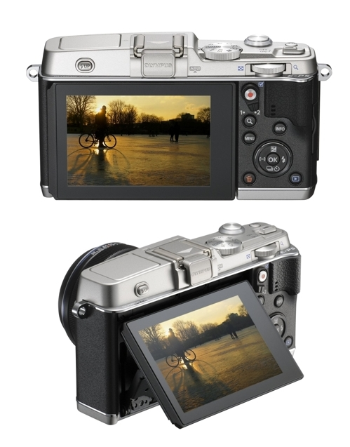 Cámara EVIL Olympus PEN E-P5 + 14-42mm II
