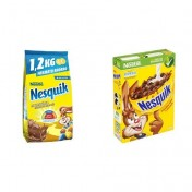 Pack Cacao instantáneo  + Cereales Nesquik
