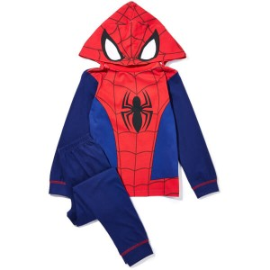 pijama-spiderman