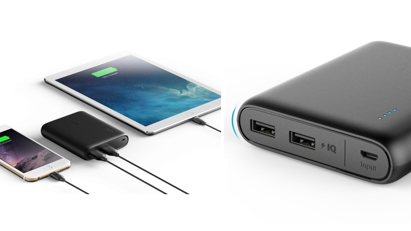 Batería portátil Anker PowerCore 13000
